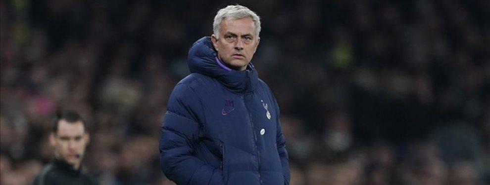 Mourinho pide tres fichajes para verano y le ponen una exigencia
