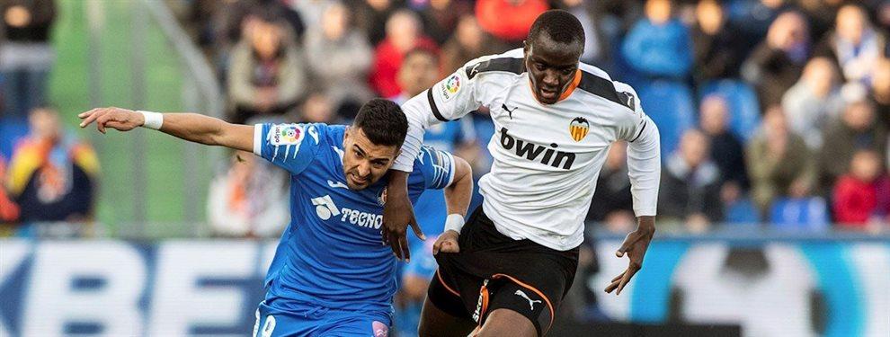 En el Barça han descartado el fichaje de Roger Martí, una de las opciones para la delantera