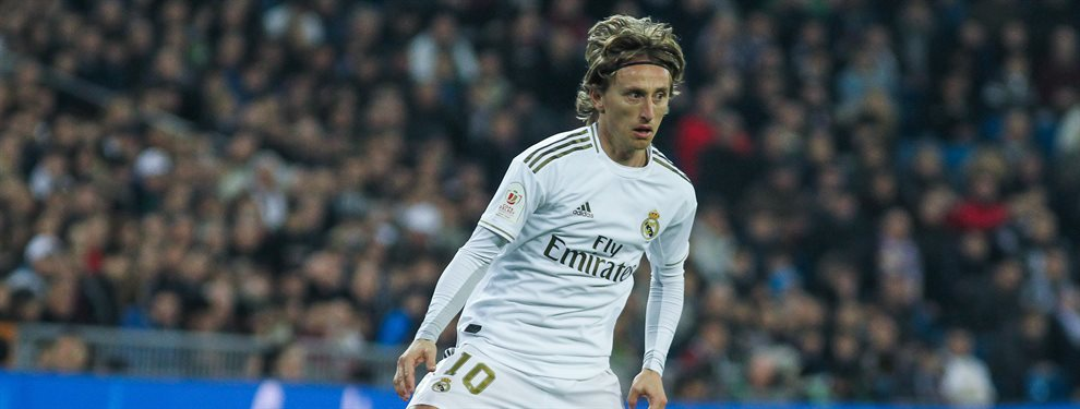 Luka Modric firmará por el Inter de Milán, y acercará de este modo a Milan Skriniar al Real Madrid