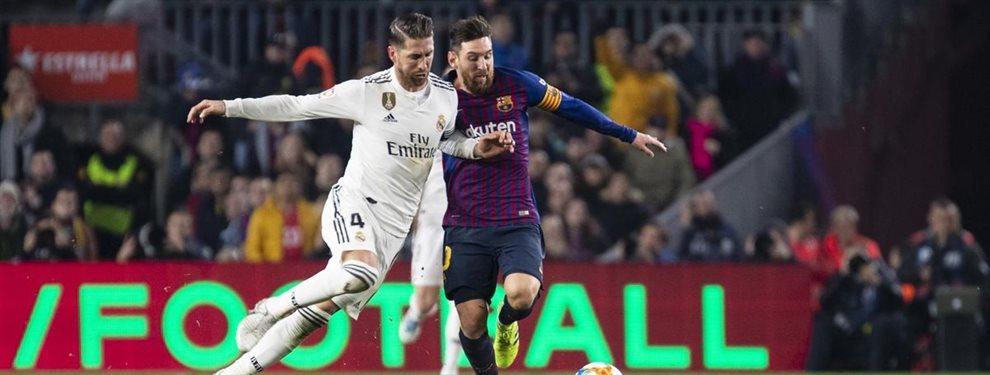 El Madrid se las promete felices, pero este problema hace reír al Barça