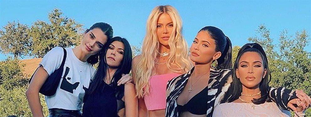El clan Kardashian pierde ¡a una de las hermanas! y ya no es lo mismo