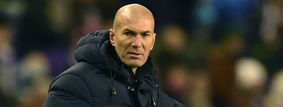 Zinedine Zidane le dio un consejo a Vinicius Junior, que no está siguiendo, y era marcar goles
