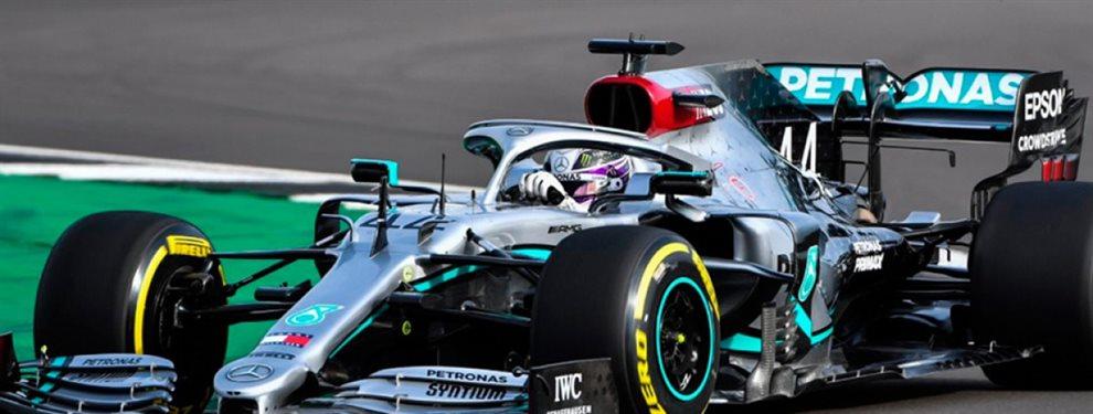 Se esperaba con mucha impaciencia y no decepcionó, de hecho fue más allá ¡Lewis Hamilton saca todo su repertorio y tilda de débiles a sus rivales! ¡Brutal!