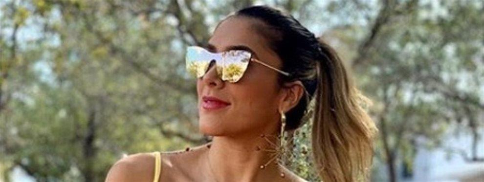 ¡Tamaño XL! Daniela Ospina deja ver esto ¡en la foto!