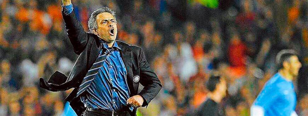 ¡Locura total! José Mourinho acude al rescate ¡del Barça!