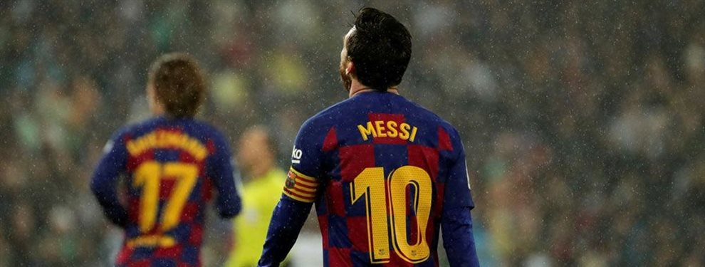 El Barça no hace caso a Messi. El crack que no vestirá de azulgrana en 2021