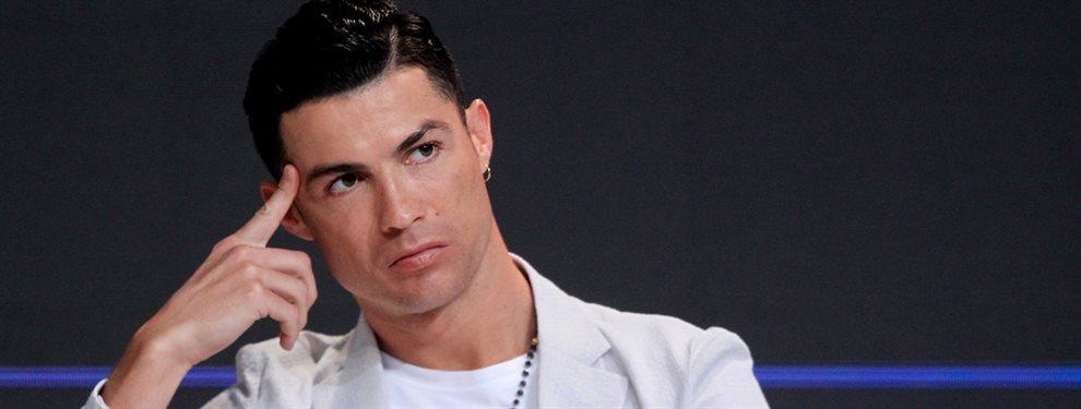 Cristiano Ronaldo se cuela: la Juve se adelanta al Madrid por una pieza