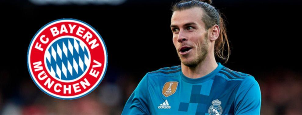 ¡El Barça ayuda al Madrid! Ofensiva por Gareth Bale: en la rampa de salida