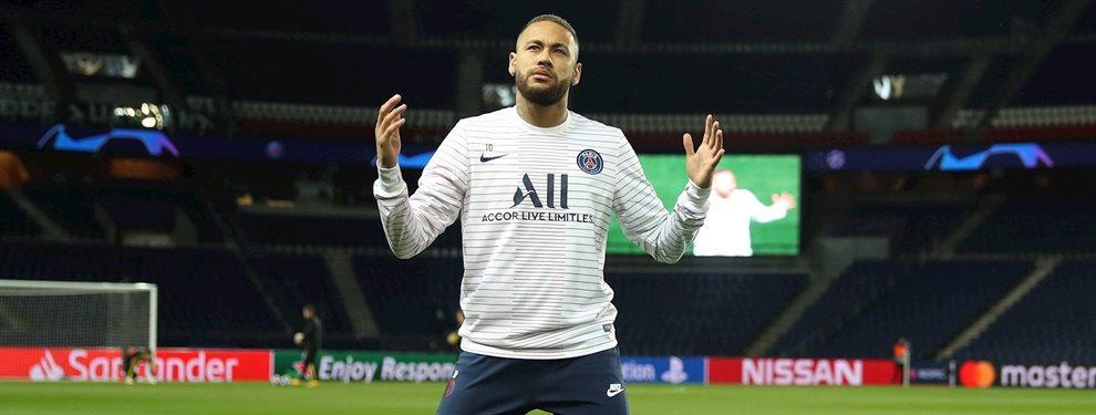 Se va con Neymar: el PSG se lleva a un objetivo del Barça