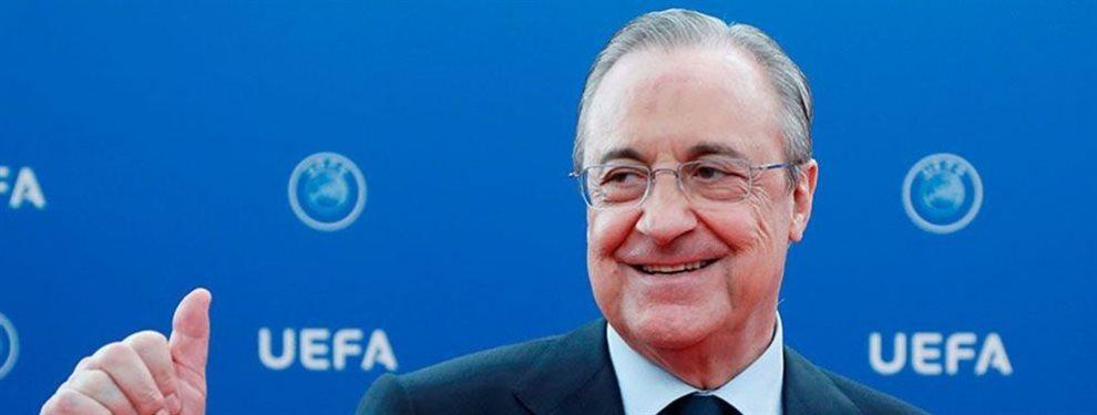 Florentino Pérez tiene el fichaje: crack a precio de chollo en La Liga