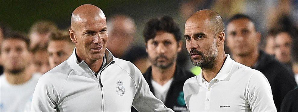 El PSG prepara una ofensiva brutal: ¡en jaque Guardiola y Zidane!