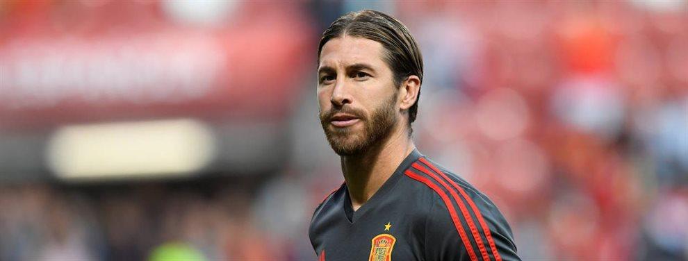 Sergio Ramos alucina: la traición de Zidane a un titular del Real Madrid
