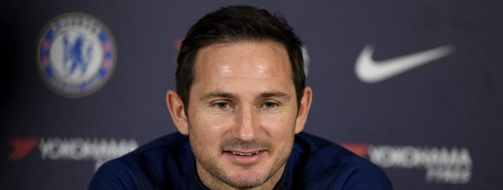 Escoge a Frank Lampard: el Chelsea arrebata un crack a Barça y Madrid