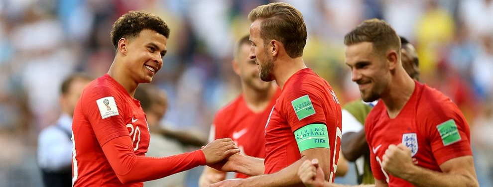 Mourinho indignado ¡Harry Kane y Dele Alli rumbo a Italia y España!