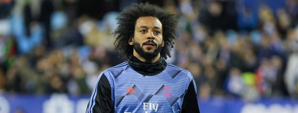 ¡Marcelo entra en un intercambio! El Real Madrid lanza una oferta sorpresa