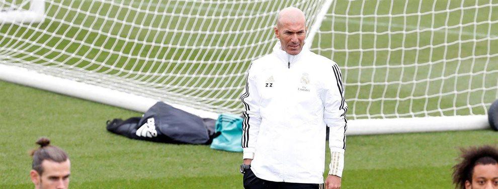 Zidane lo vuelve a hacer: la pelea más fea en el Real Madrid