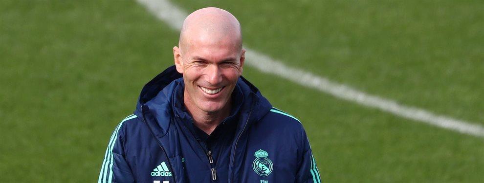 Zidane no lo entiende. El crack que sigue en el Real Madrid y nadie quiere