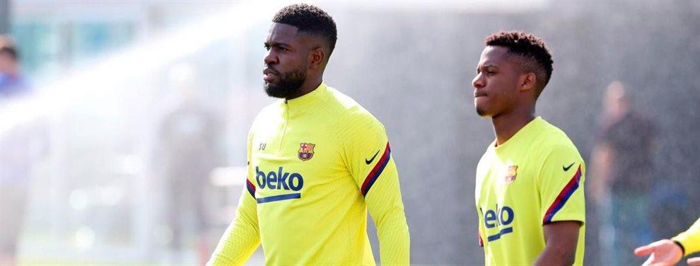 'Es el nuevo Umtiti': Barça y Real Madrid pujan por él