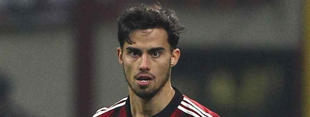 El Málaga acudirá al AC Milan en el mercado de invierno para conseguir gol