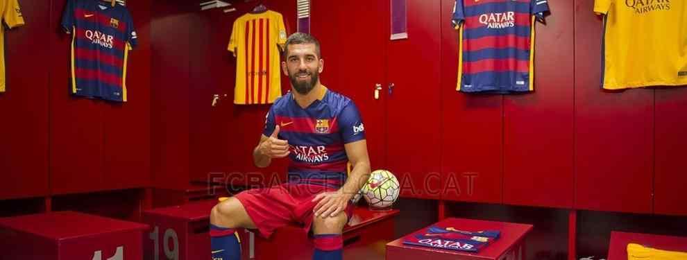 El Barça se pone duro con Arda Turan y le exige un cambio