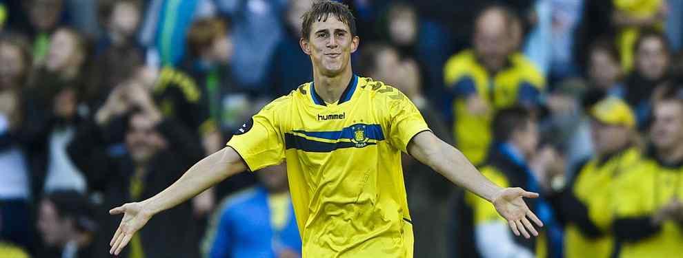Equipos de Primera División llaman a la puerta de Alexander Szymanowski