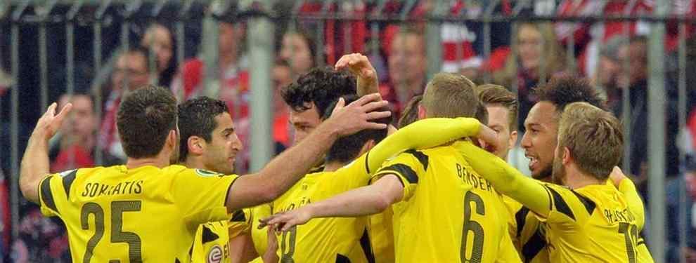 El Dortmund pone patas arriba la Liga al 'pescar' a uno de sus jóvenes cracks