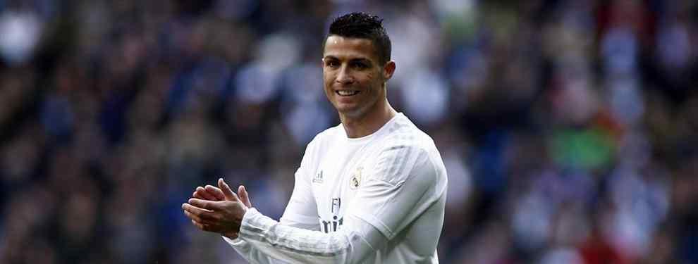 reprimenda a Cristiano Ronaldo que dejó a la plantilla del Madrid ...