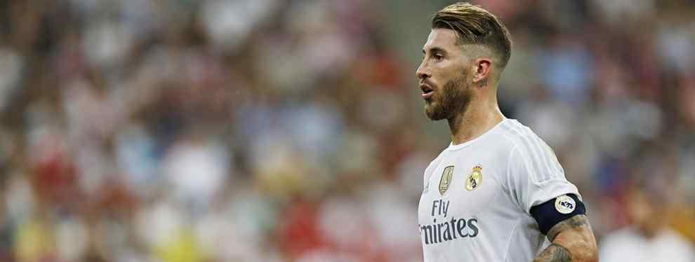 El Real Madrid tiene sobre la mesa una oferta de 80 millones por Sergio Ramos