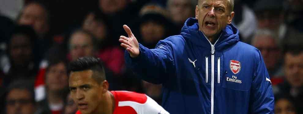 Felicevich rastrea el mercado buscando un nuevo destino para él y se fija el Manchester City de Guardiola como objetivo prioritario.