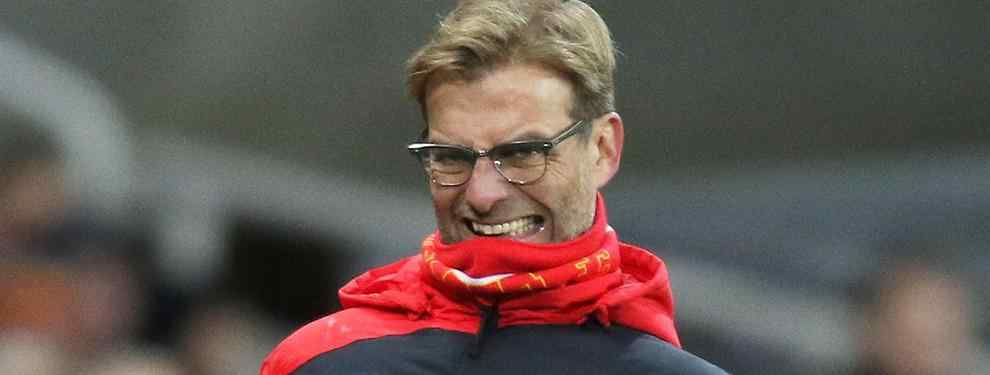 El técnico alemán aprovecha la final de la competición para 'venderse' en la Liga, llenando de elogios al fútbol español