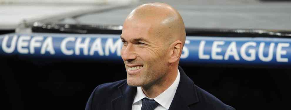 El técnico francés del Real Madrid ha estado preparando muy a fondo el duelo contra el Atlético