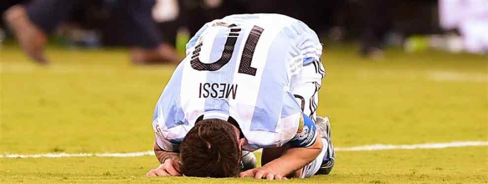La selección argentina alcanzó su tercera final al hilo sin convertir goles