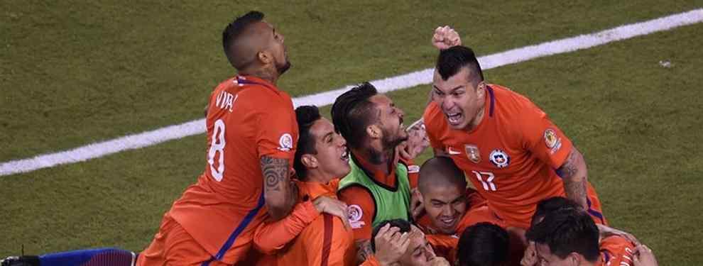 Chile es el rey de América