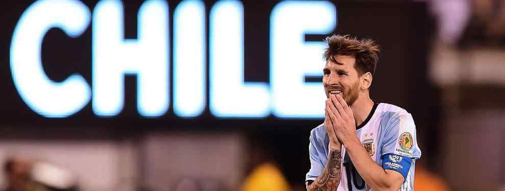 En el Barça también valoran la parte positiva del adiós de Messi a Argentina