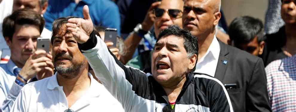 La sentencia de Maradona que ha influido en la final de Leo Messi