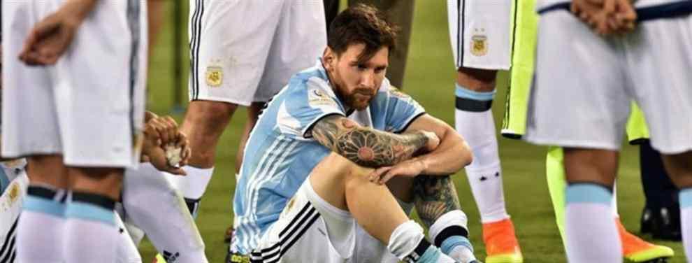 El pueblo argentino marchará al Obelisco para pedir que Messi no renuncie