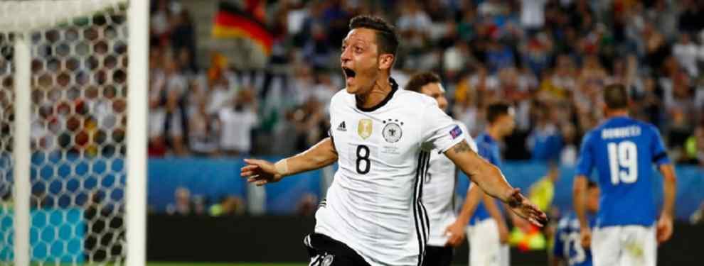 Las claves de la clasificación de Alemania para las semifinales de la Eurocopa