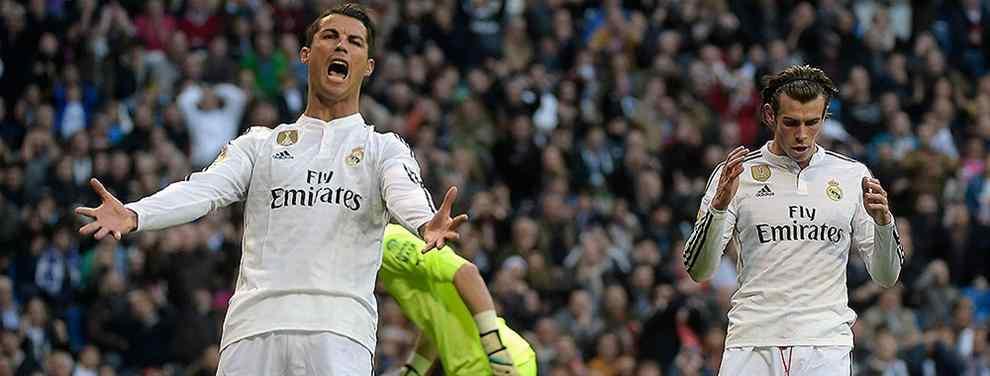 Portugal - Gales y sus consecuencias para CR7 y Bale... en el Real Madrid