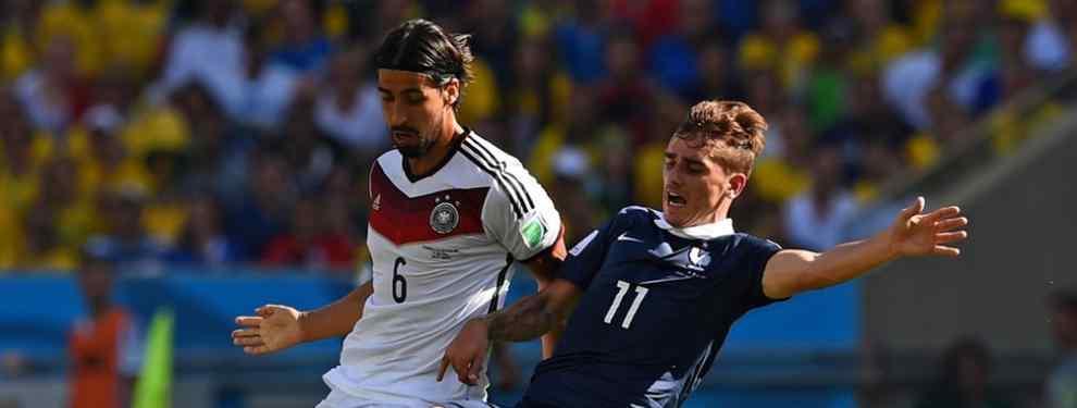 Alemania y Francia se enfrentan en una semifinal de históricos