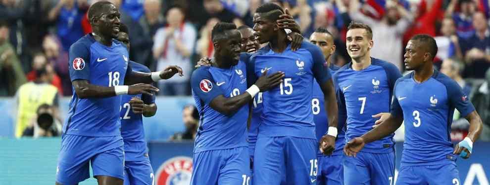El Alemania - Francia de este jueves decide muchas cosas en el Real Madrid