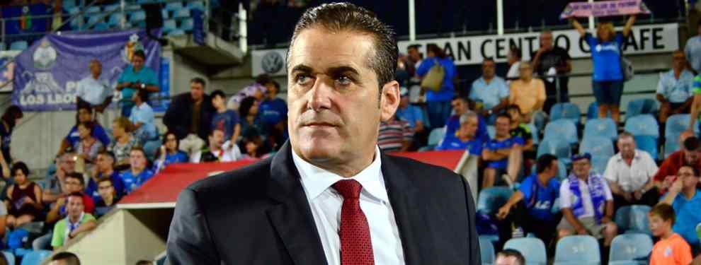 La del técnico y el goleador es una relación tortuosa que se coció en Vallecas