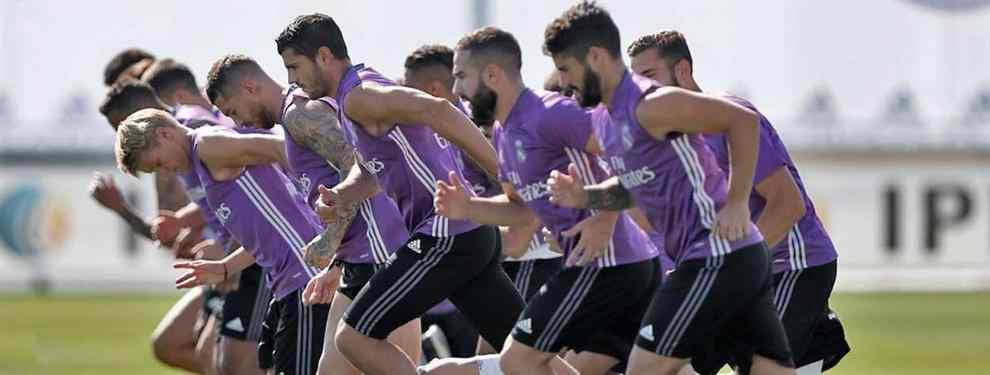 Los últimos días del mercado: la llamada que hace dudar a un crack del Madrid