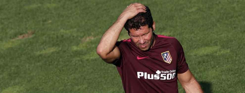 El plan alternativo a Vitolo en el Atlético de Madrid tiene acento portugués