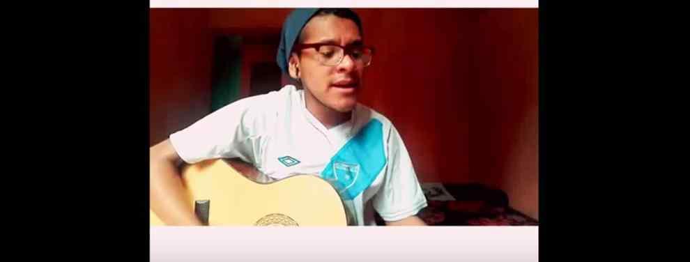 Mira la canción de despedida dedicada al Pescadito Ruiz