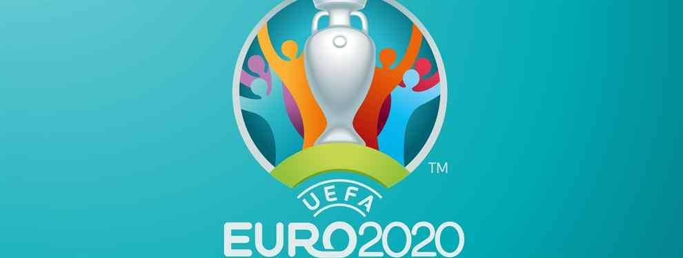 Desvelan los partidos que se jugarán en las sedes definitivas de la Euro 2020