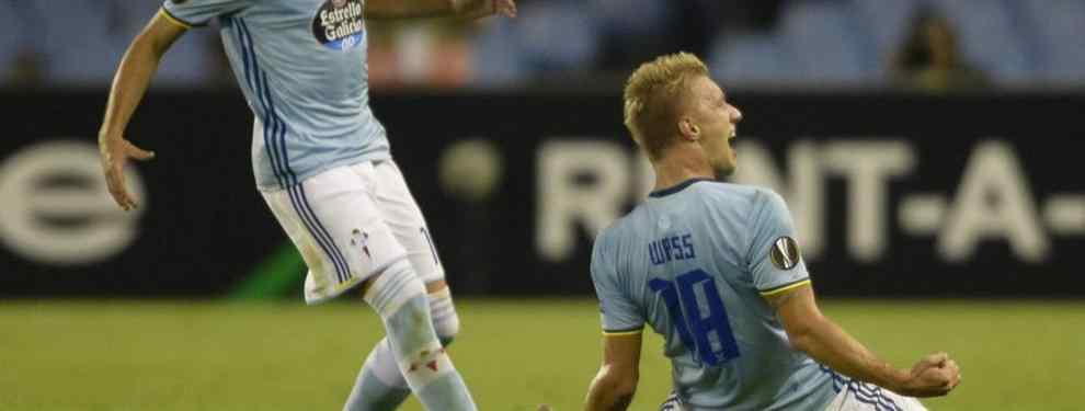 Los tres equipos españoles sonríen en la Europa League