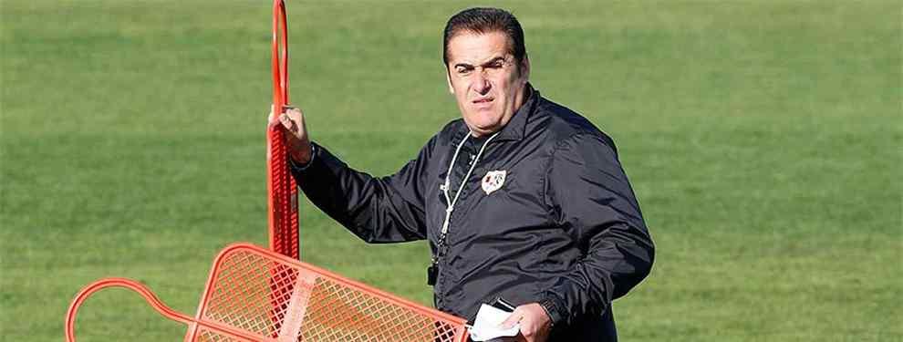 El club madrileño no ha tardado ni un día en encontrar al sustituto del madrileño al frente del banquillo franjirojo.