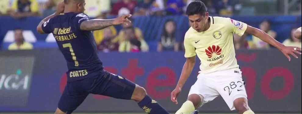 La Volpe compara a Edson Álvarez con Beckenbauer