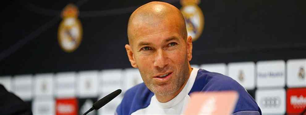 La orden interna de Zidane (de alucinar) para el partido de Copa ante el Celta