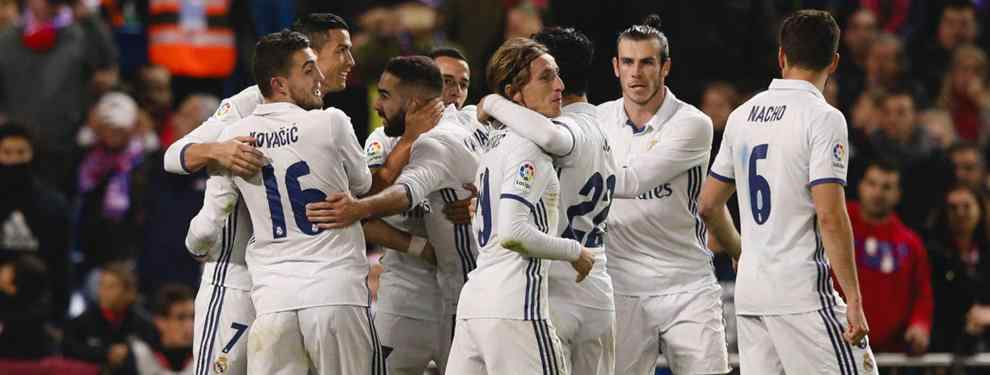 """""""Me voy"""". Un crack del Real Madrid estalla en la vuelta de Vigo"""